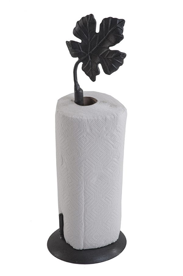 Wrought iron Paper towel holders portarotoli in ferro battuto